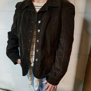 Vintage AMI Corduroy Brown Jacket